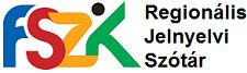 FSZK Regionális Jelnyelvi Szótár